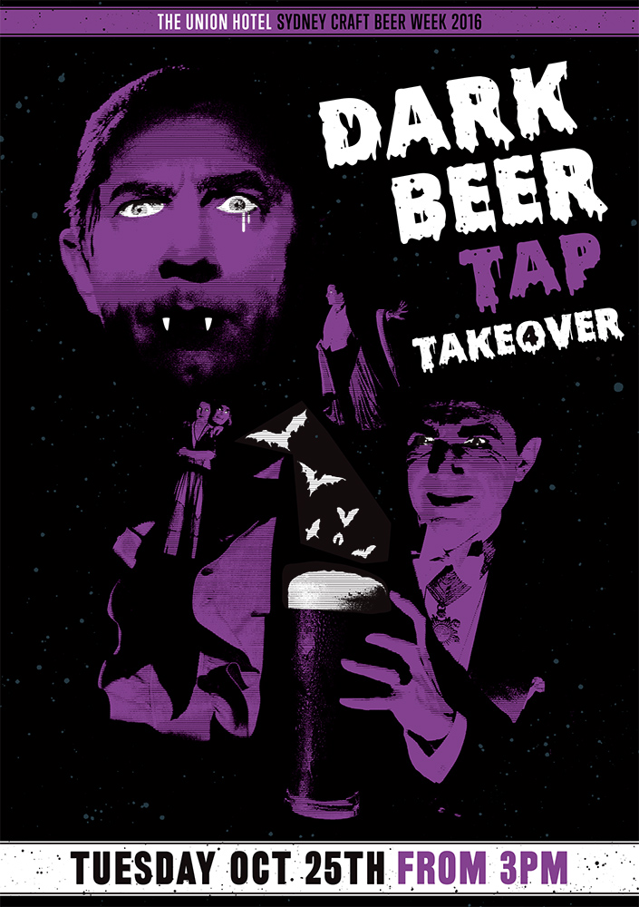 DARK BEER TAP TAKEOVER IV