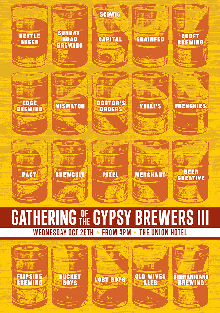 GATHERING OF THE GYPSYS III
